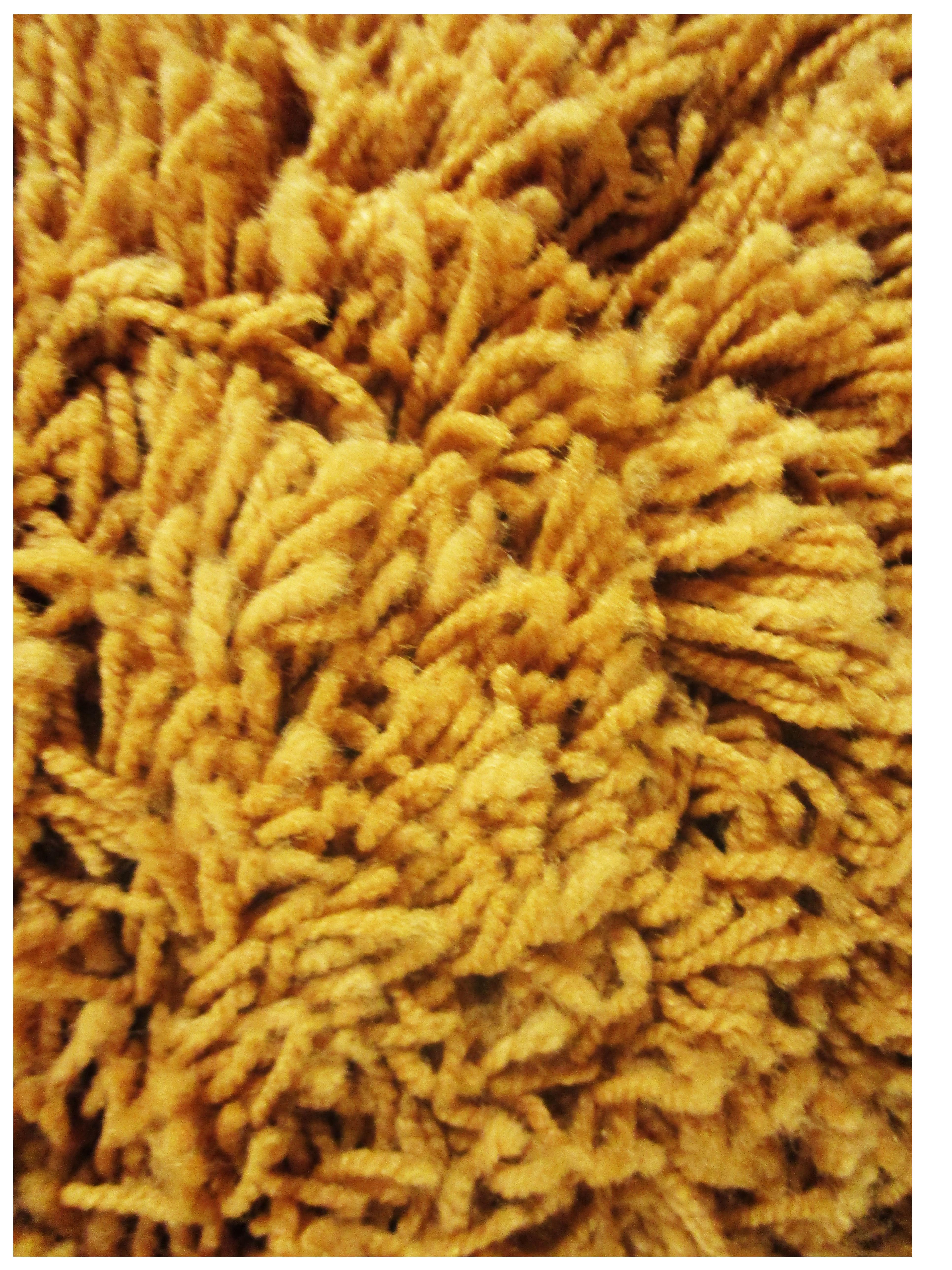 Gold II Shag Rugs