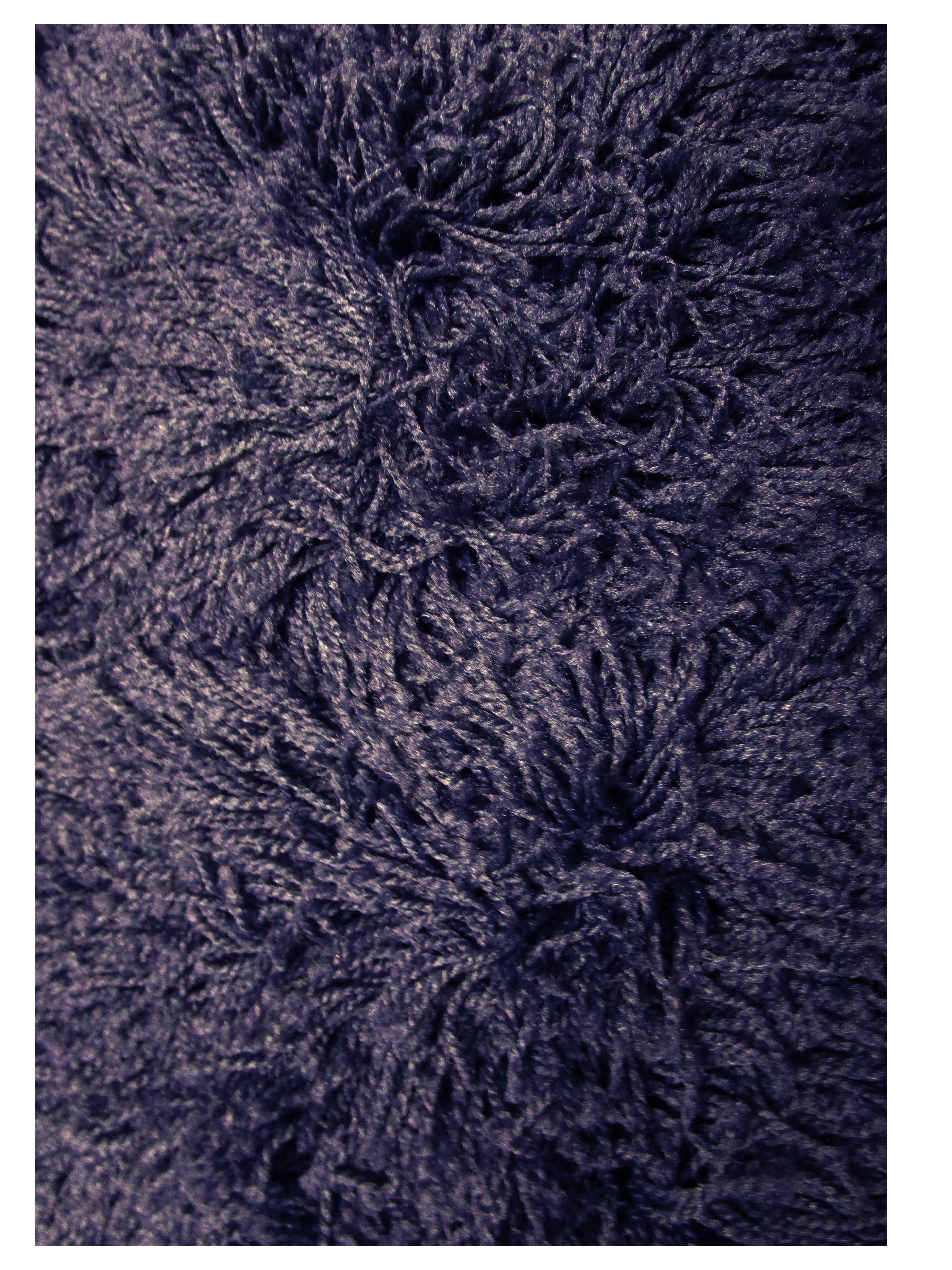 Navy Shag Rugs