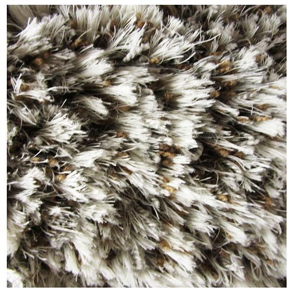 """Bunny 2"""" Wool Nylon Shag Rug"""