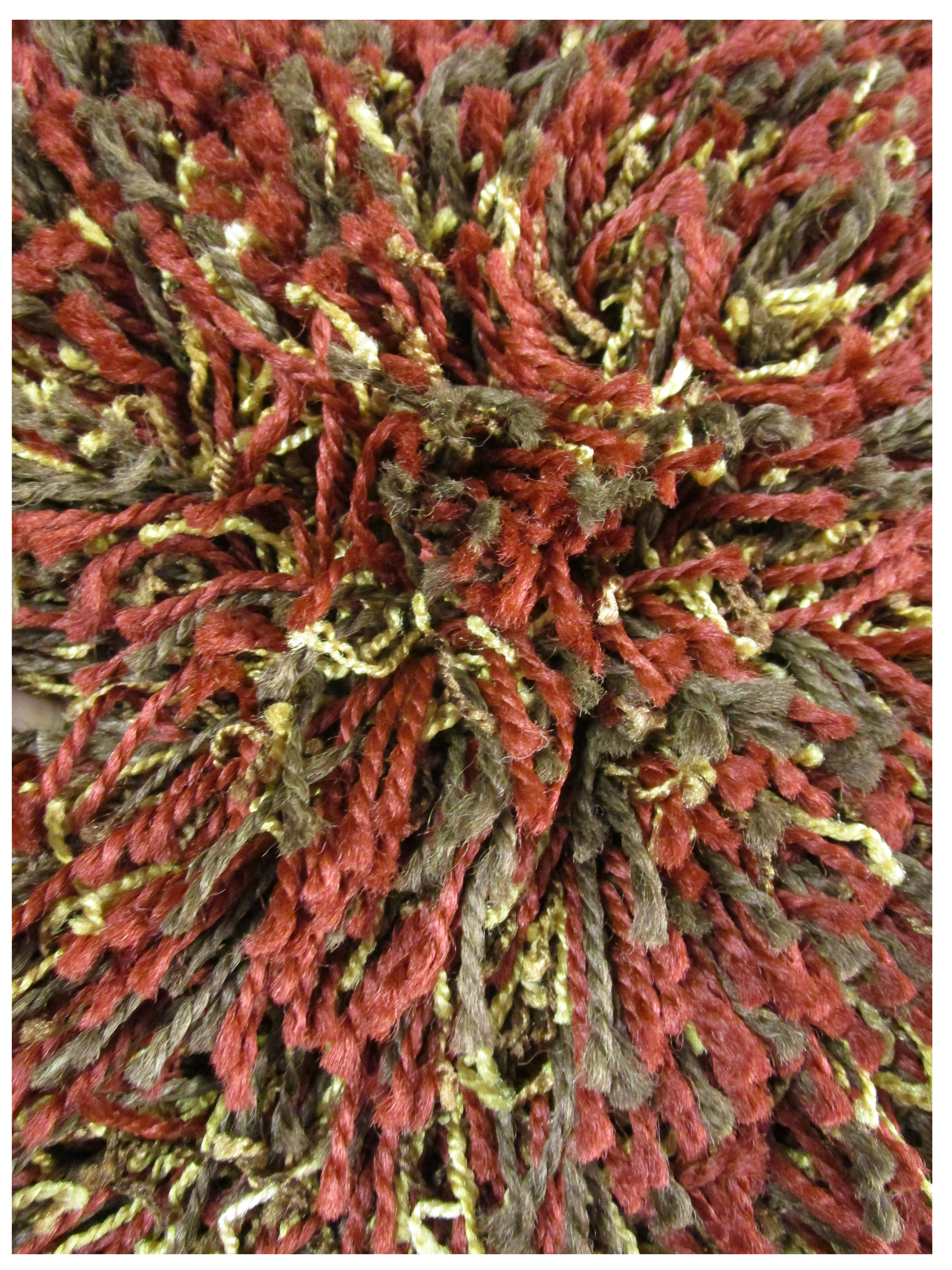 Garnet Shag Rugs