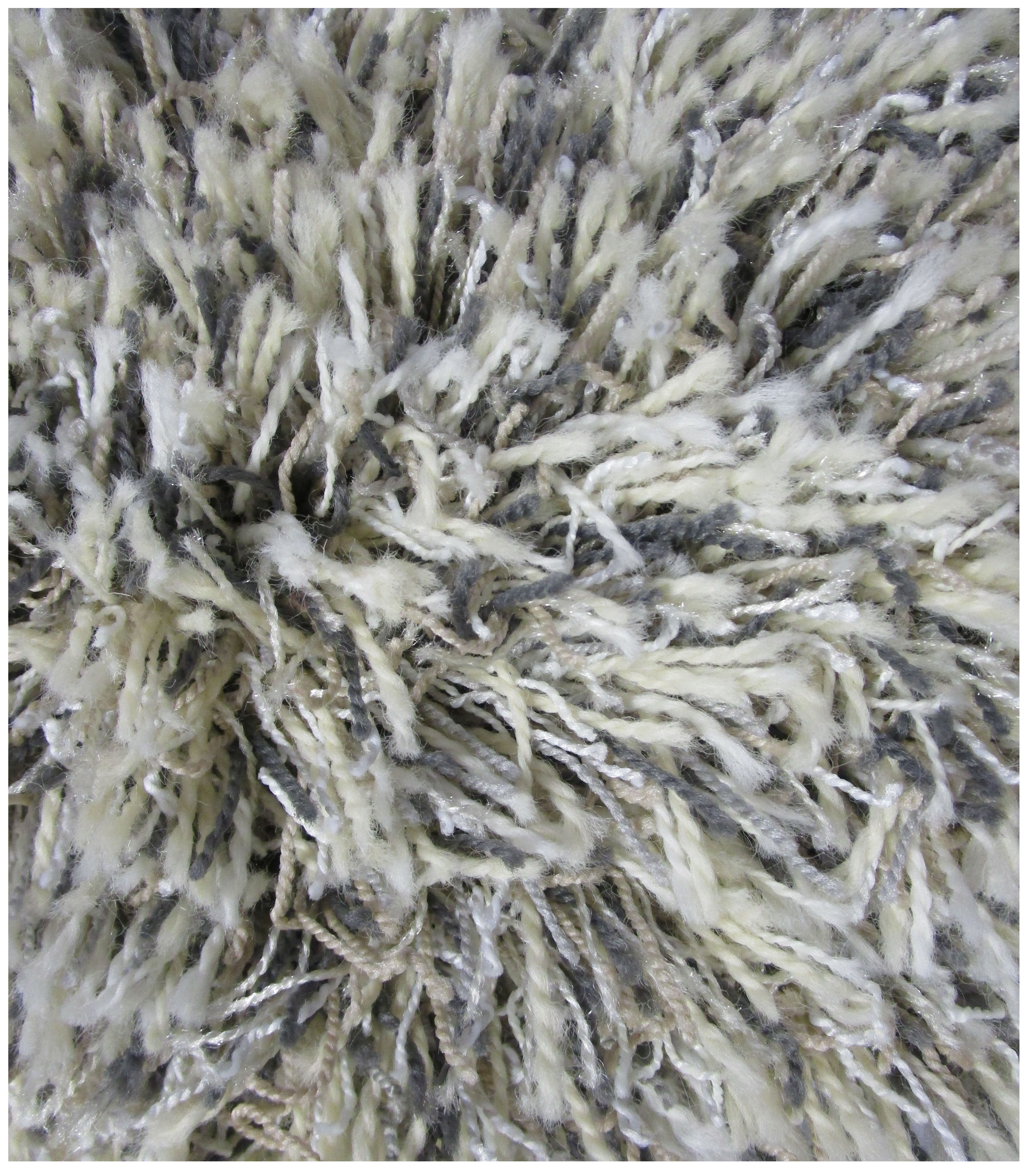 Callico II Wool Nylon Shag Rug