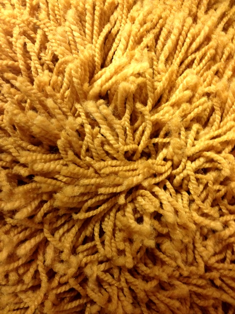 Gold Shag Rugs Home Decor