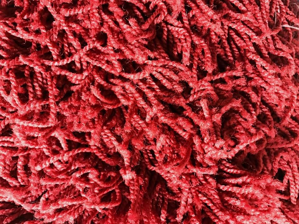 Red Shag Rugs