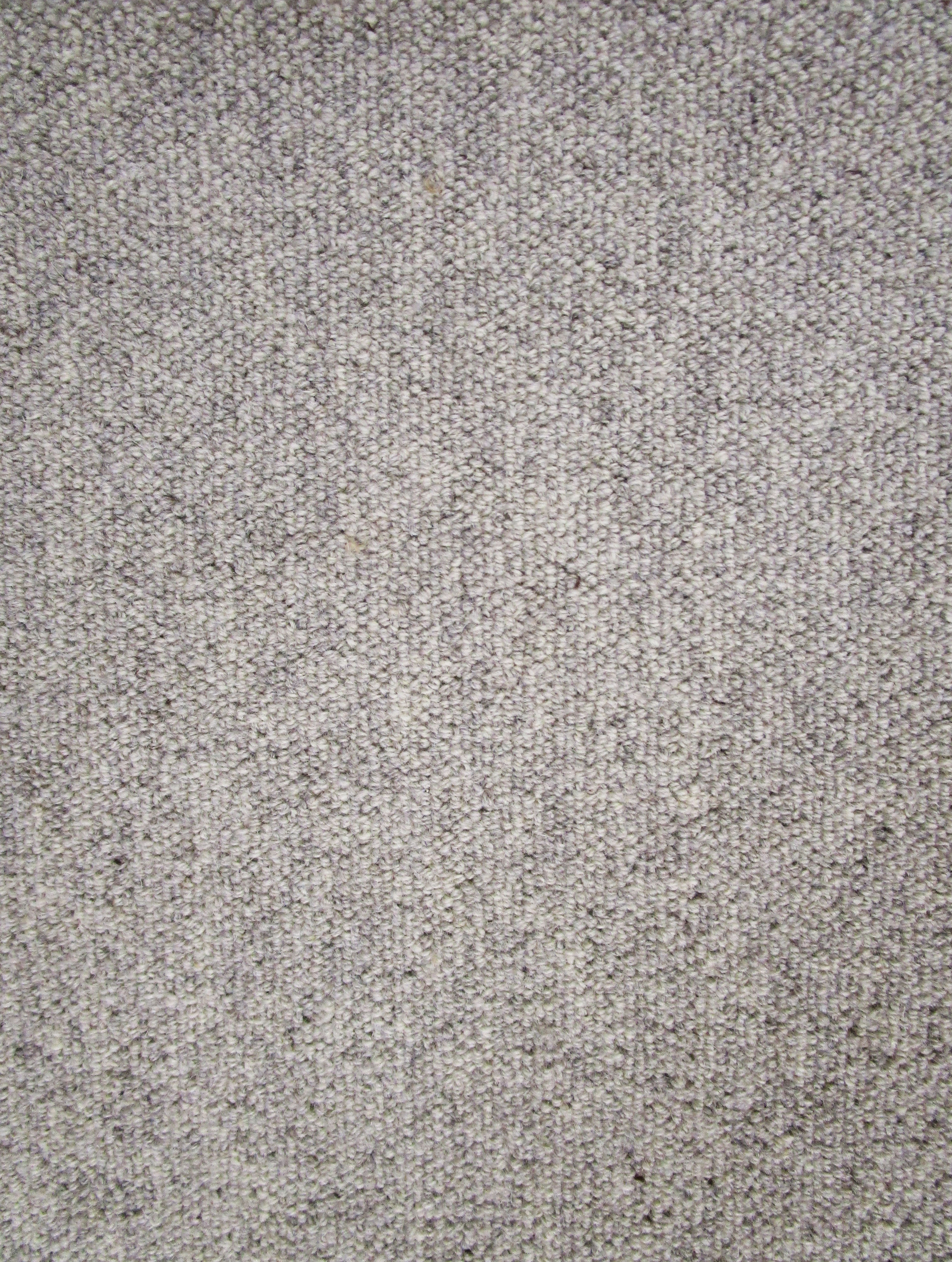 Z4 Frost Gray Eco Friendly Loop Pile Wool Rug / Carpet
